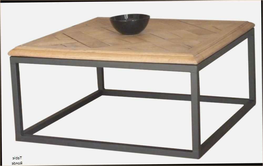 Table basse en verre ying yang
