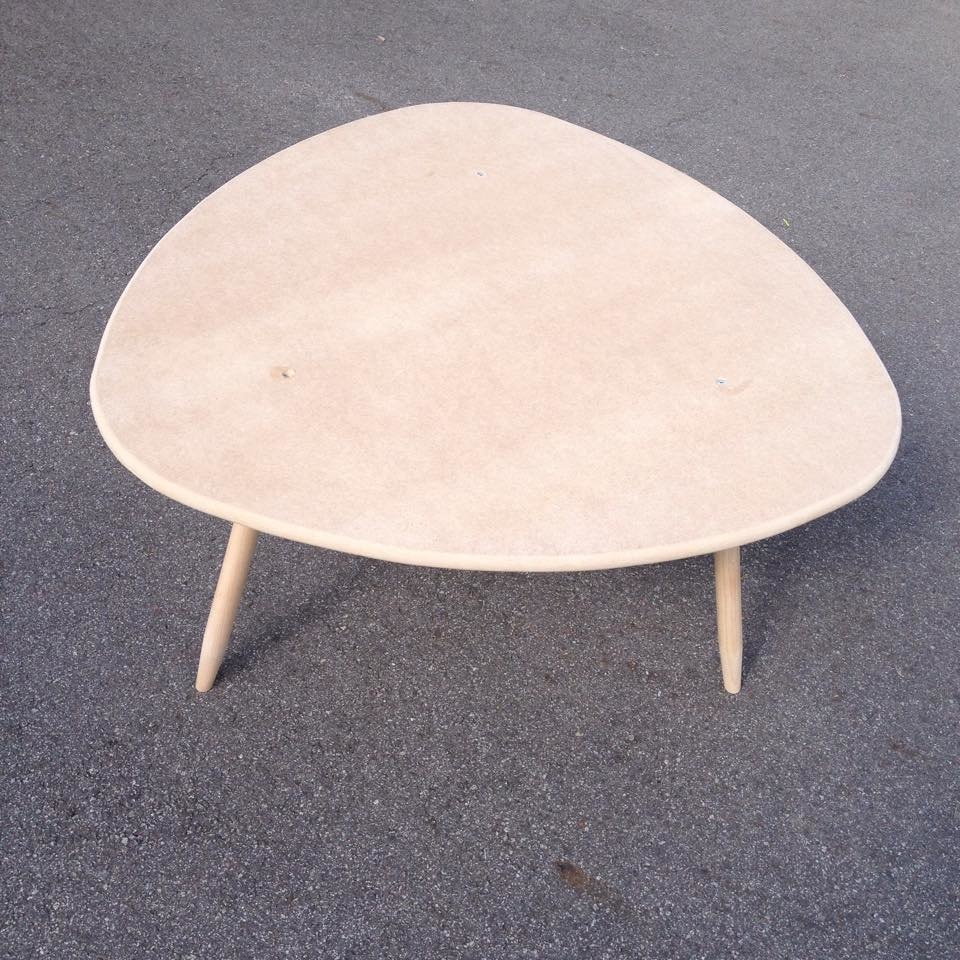 Table basse scandinave tuto