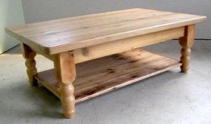 Comment renover une table basse en bois