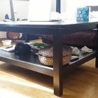 Pieds de table basse ikea
