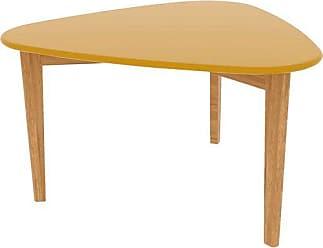 Table basse bleu alinea
