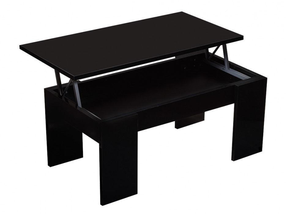 Table basse carmela plateau relevable