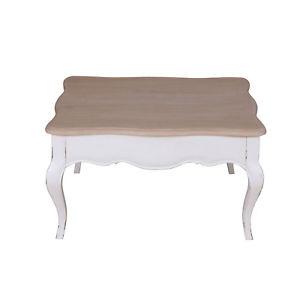 Table basse carré ou rectangle