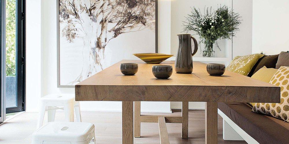 Comment proteger sa table basse en bois