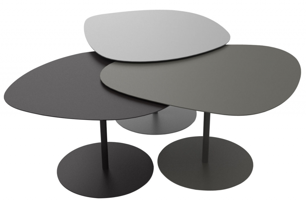Table basse gigogne design rek