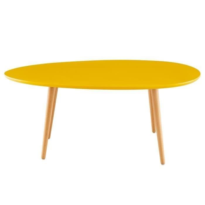 Table basse scandinave discount