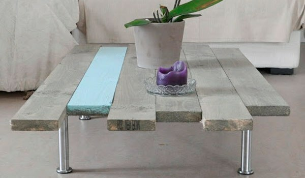 Table basse relevable energy