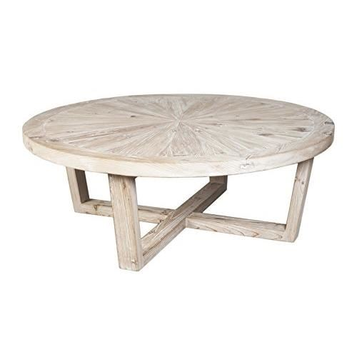 Table basse ronde ampm