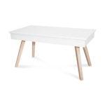 Table basse bois 150x150