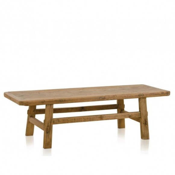Table basse bois pin