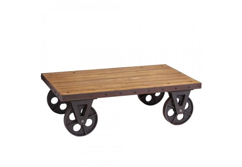 Meuble scandinave table basse