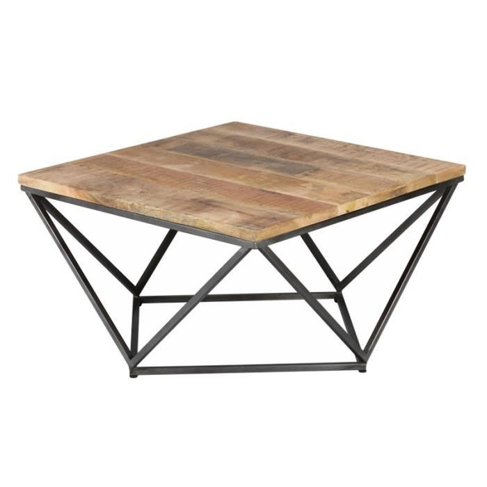 Table basse n bois