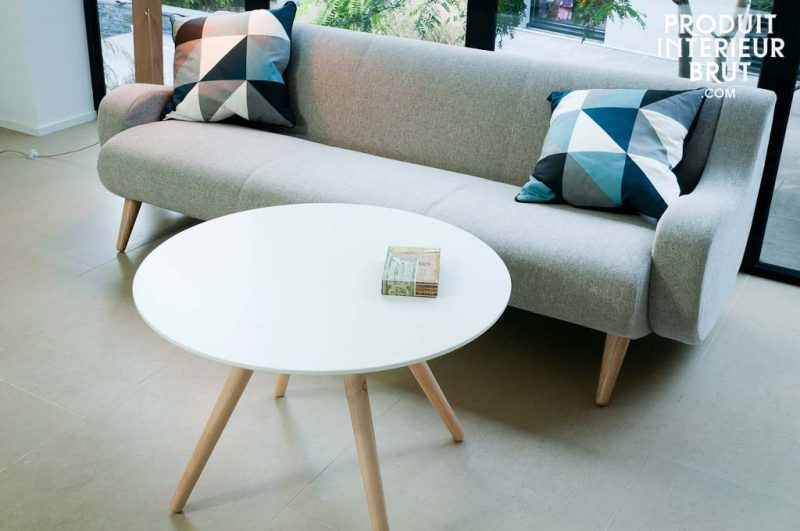 Table basse scandinave deco