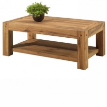Petite table basse bois pas cher