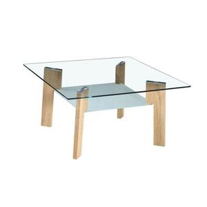 Table basse relevable 80x60