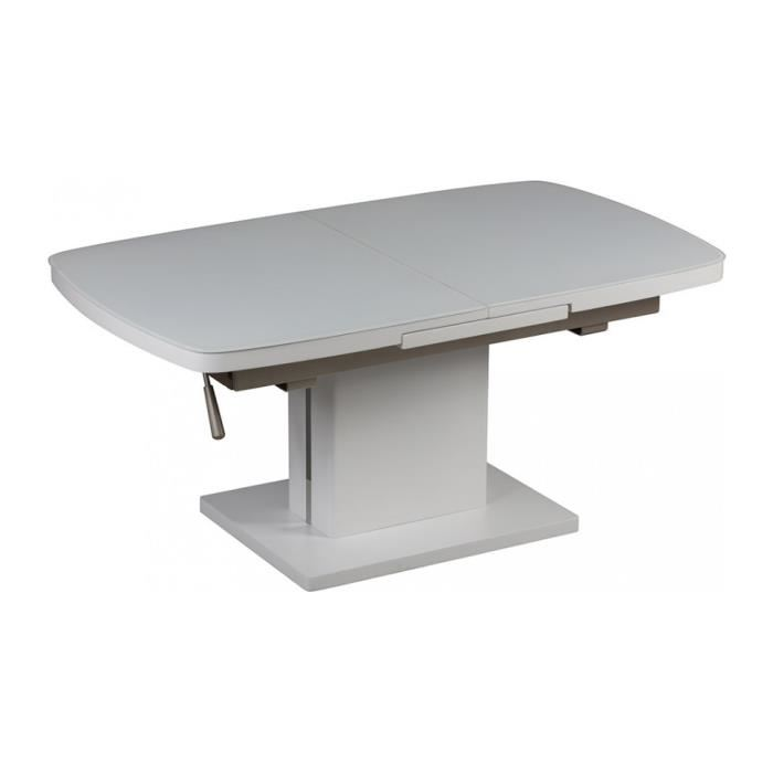 Table basse relevable promo