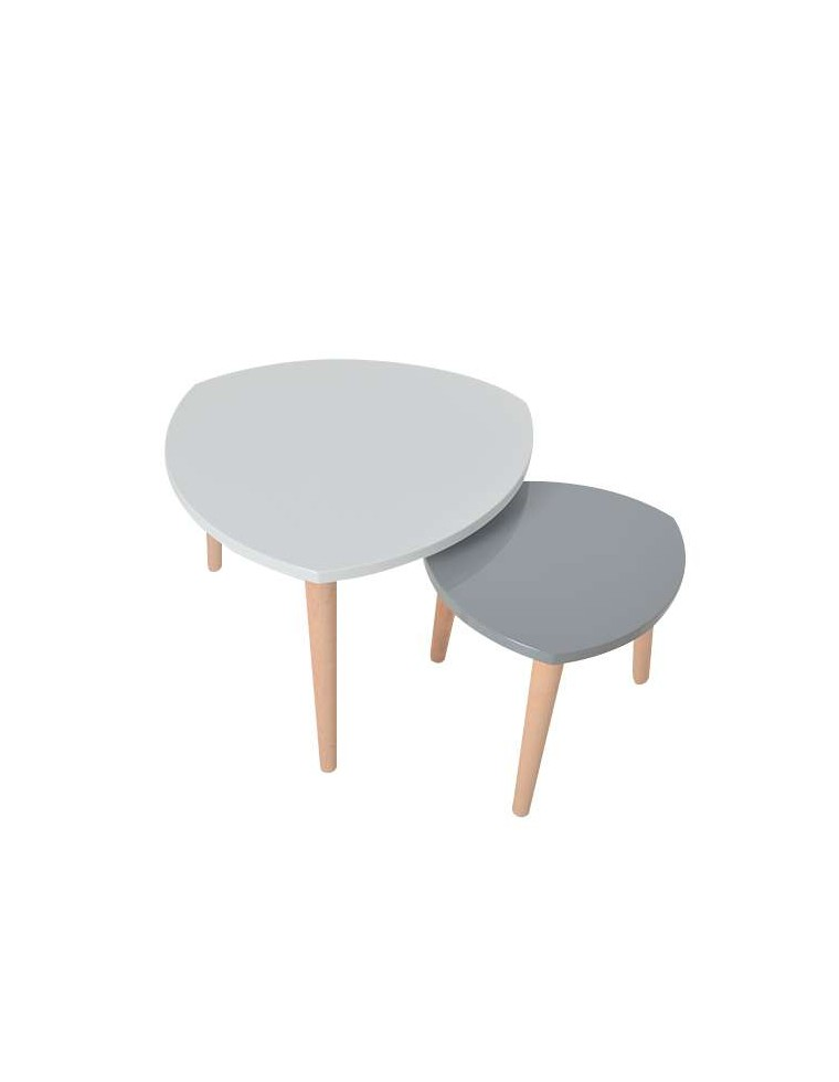 Casa table basse scandinave