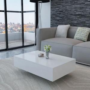 Table basse design lumineuse dionigi