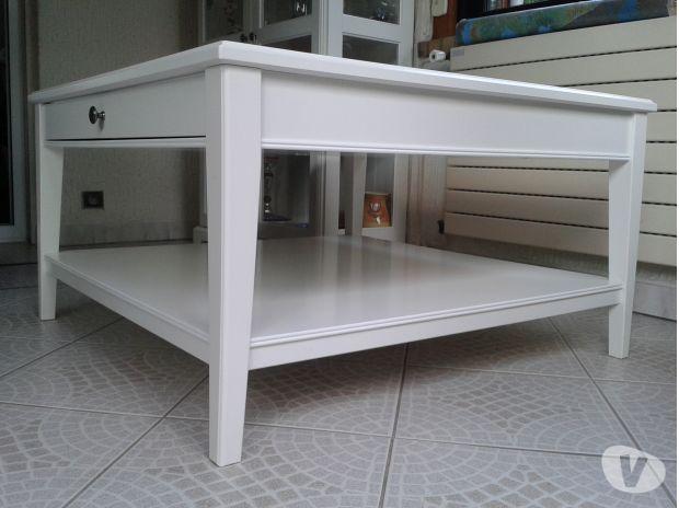 Table basse carrée bois la redoute