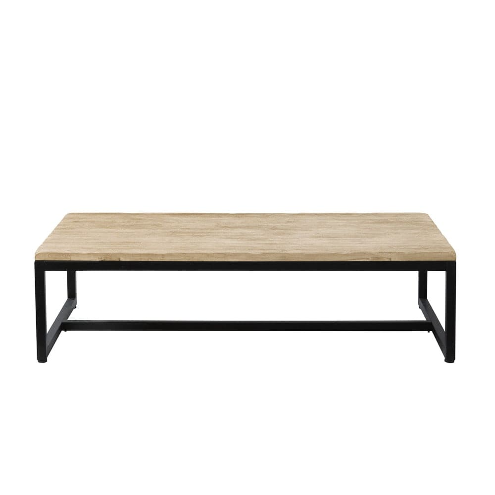 Table basse bois massif sapin