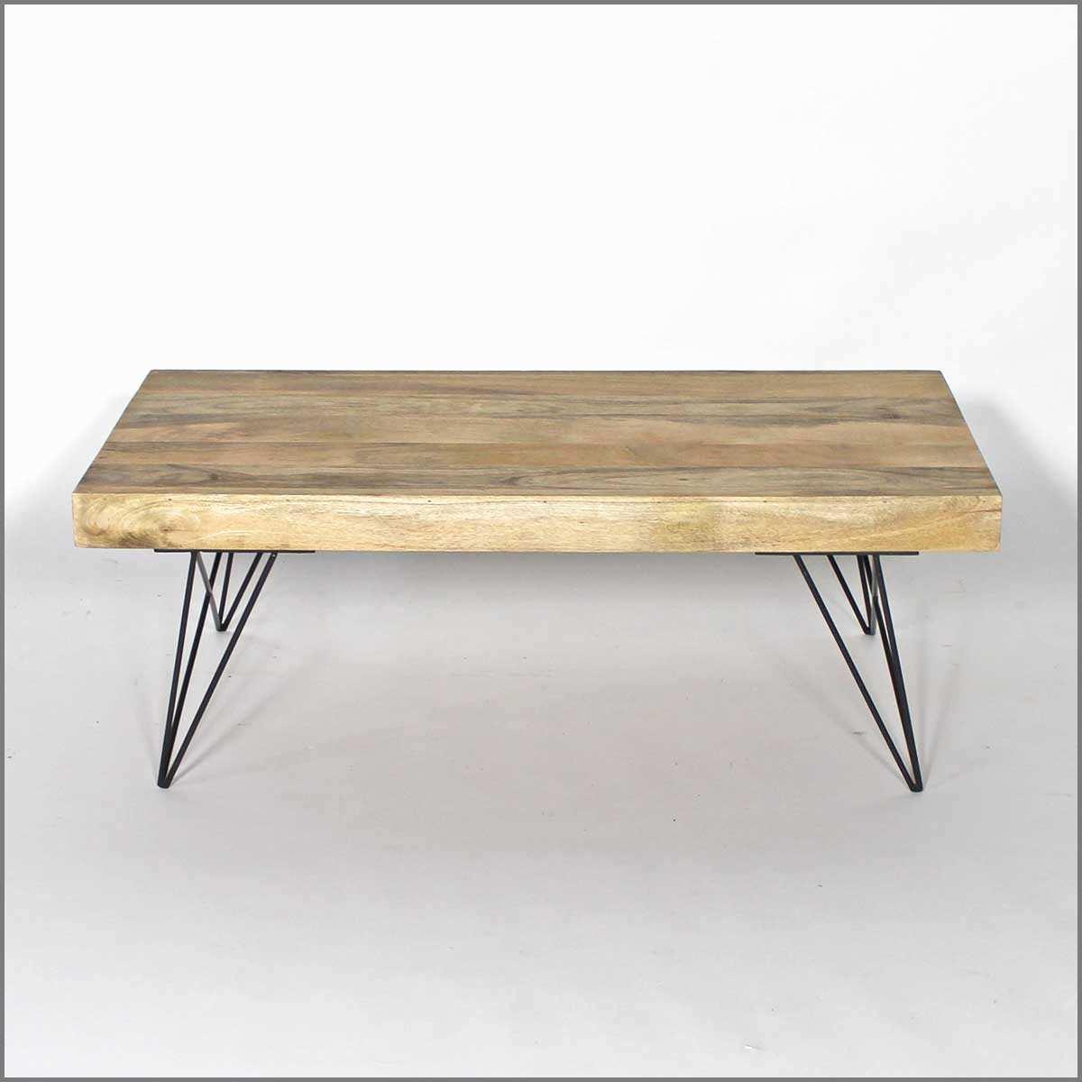 Table basse scandinave leclerc