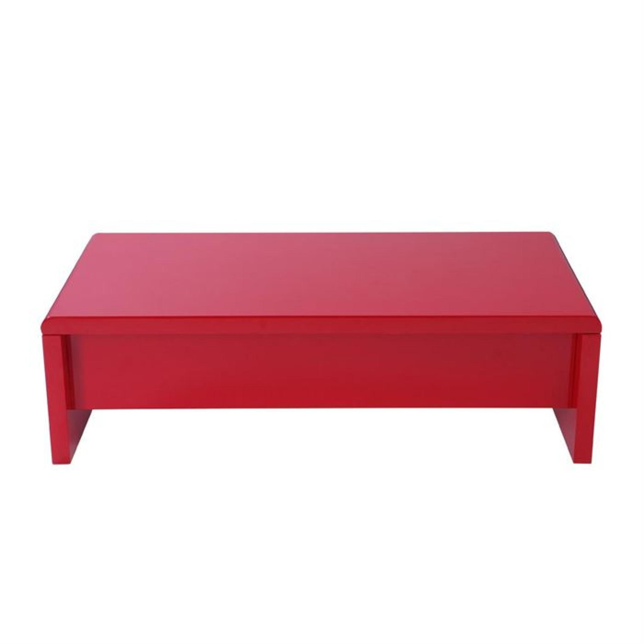 Table basse relevable lola