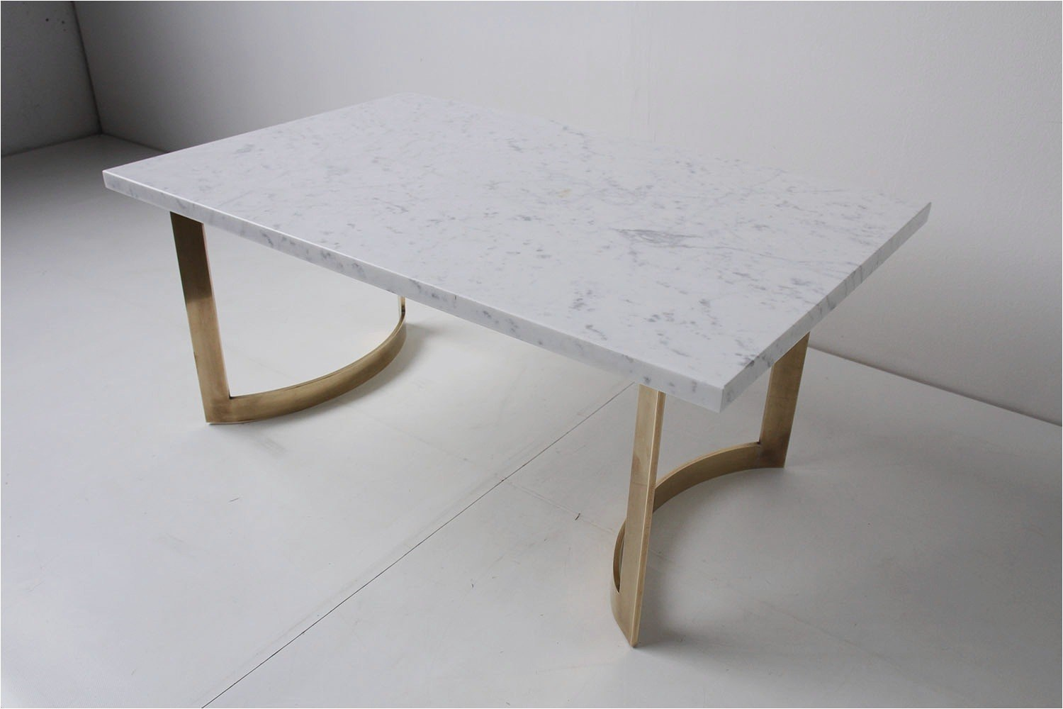 Table basse marbre ampm