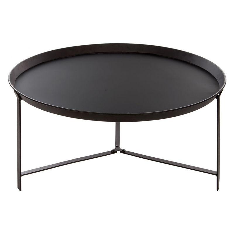 Table basse en metal