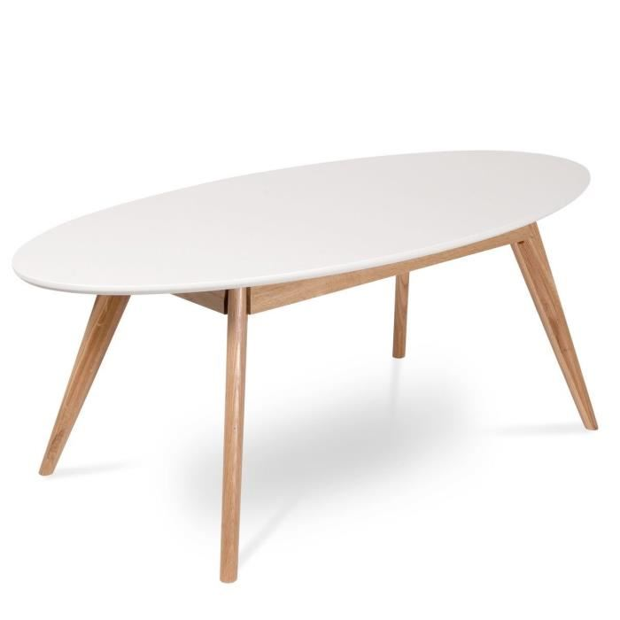 Table basse scandinave skoll