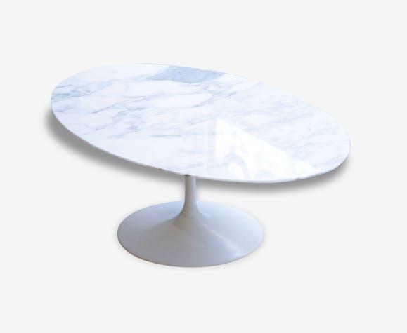 Table basse marbre knoll