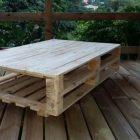 Table basse bois a vendre