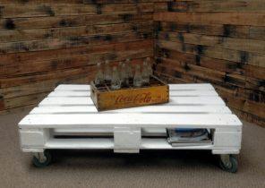 Table Basse Moteur V8 Mobilier Design Décoration Dintérieur