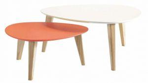 Castorama table basse relevable