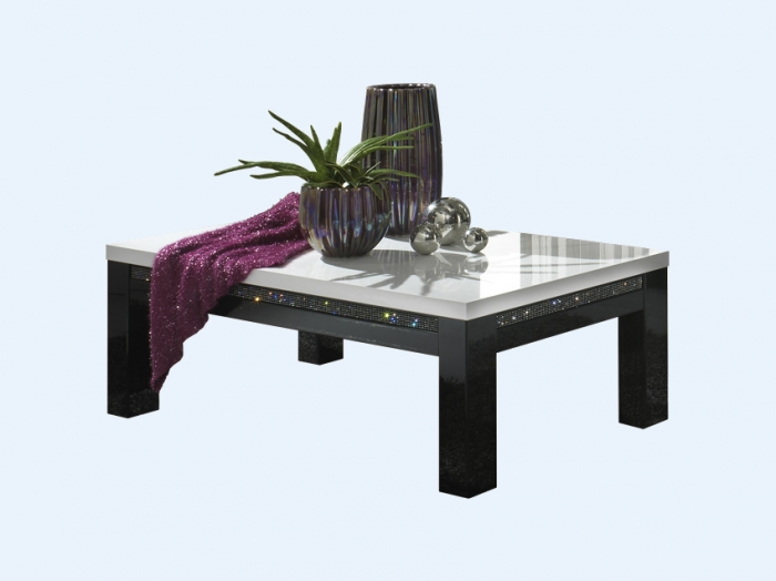 Table basse strass pas cher