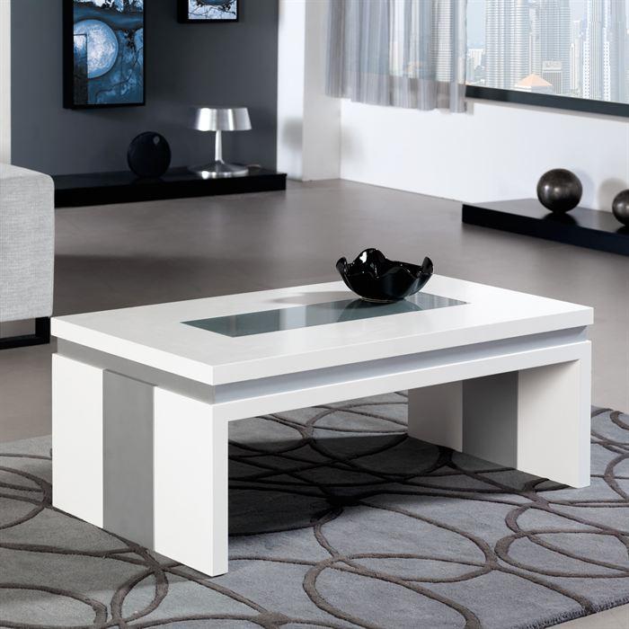 Table basse relevable haute