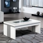 Table basse plateau relevable lincoln