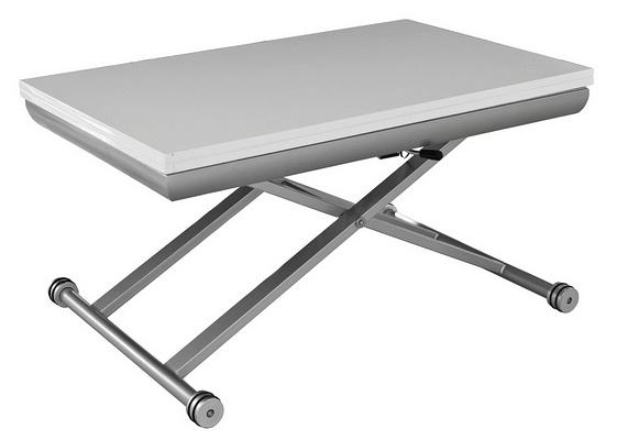 Table basse relevable quadrato