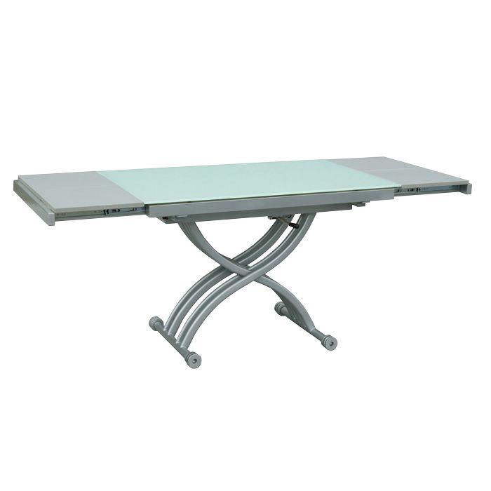 Table basse extensible relevable le bon coin