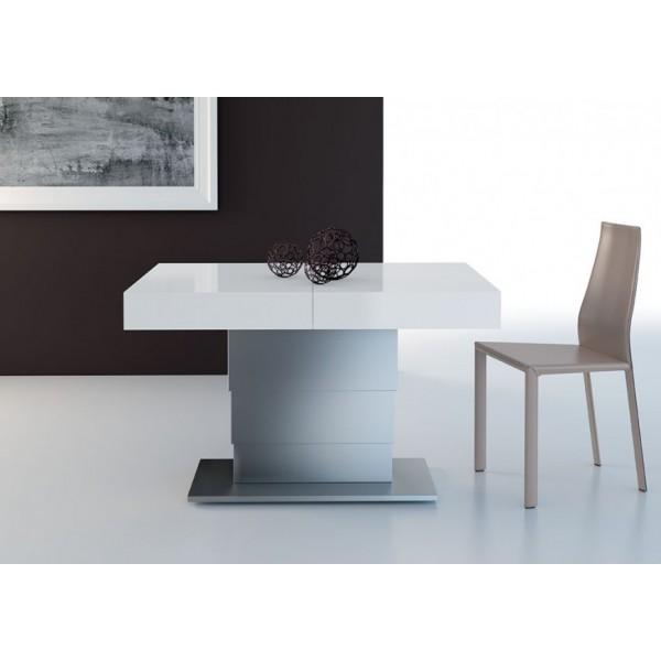 Table basse relevable electrique