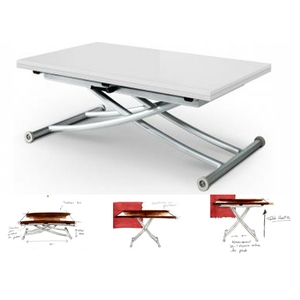 Mécanisme de table basse relevable