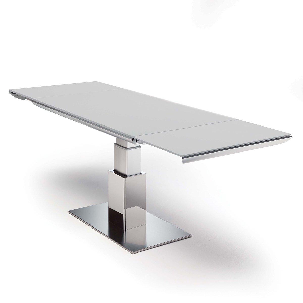 Table basse relevable pour 8 personnes