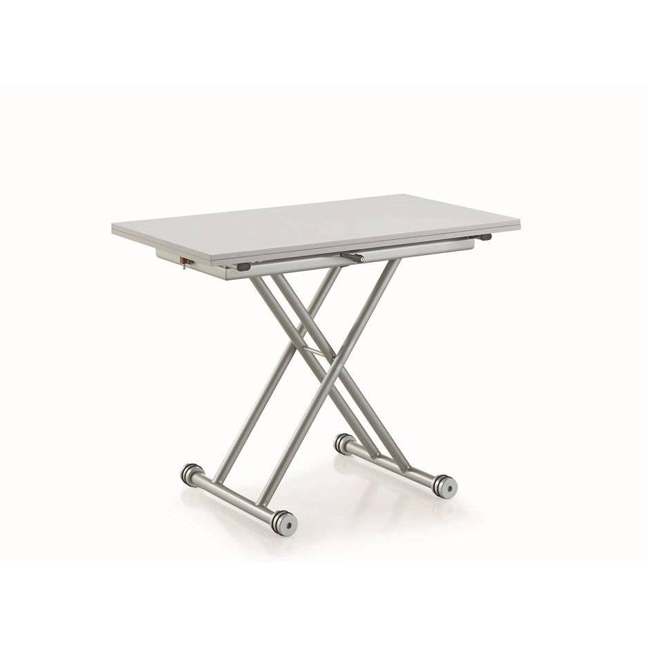 Petite table basse relevable