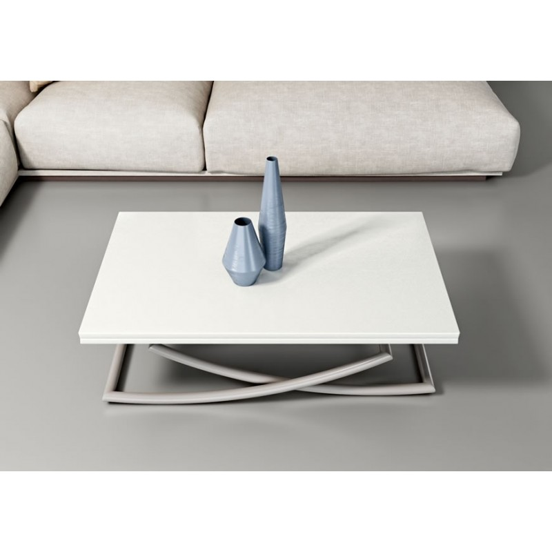 Relevable table basse