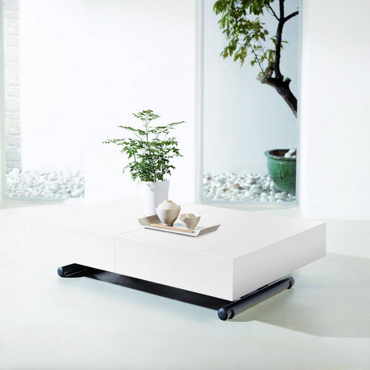 Table basse relevable cassidy