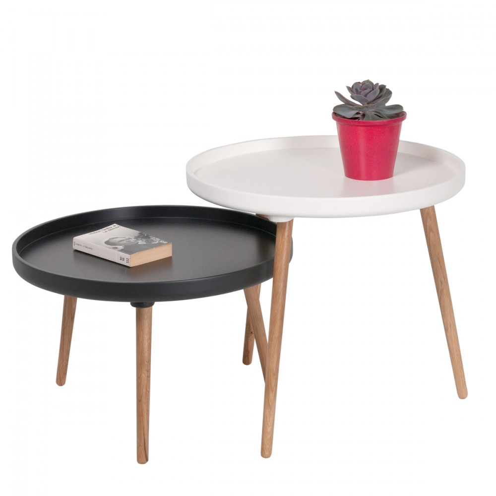 Alinea table basse scandinave