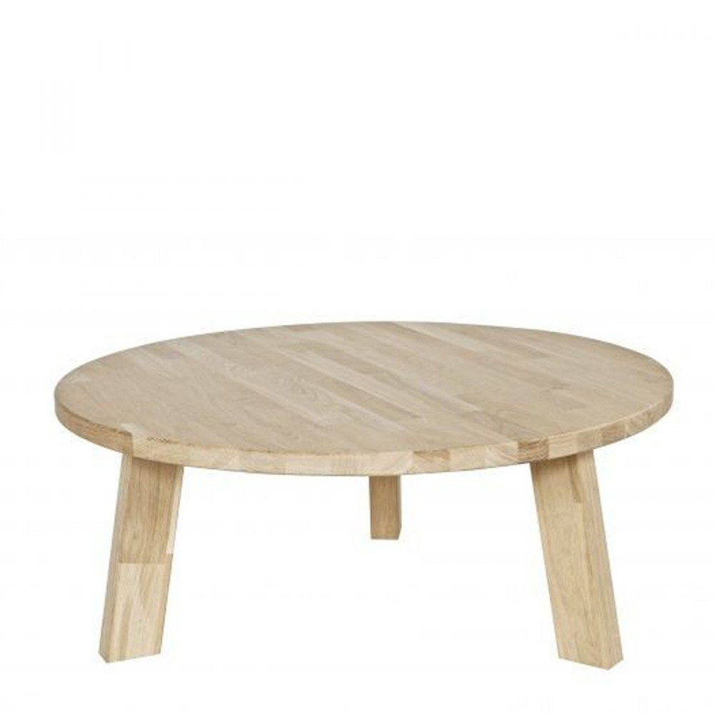 Table basse bois promo