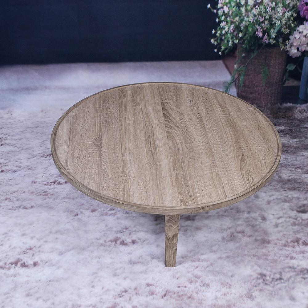 Table basse ronde vintage watford