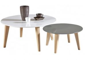 Table basse scandinave boos