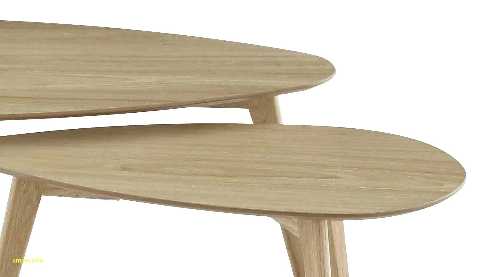 Table basse scandinave alinéa