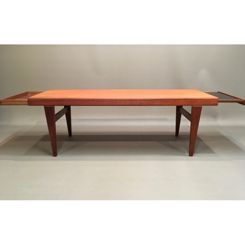 Table basse scandinave 1950